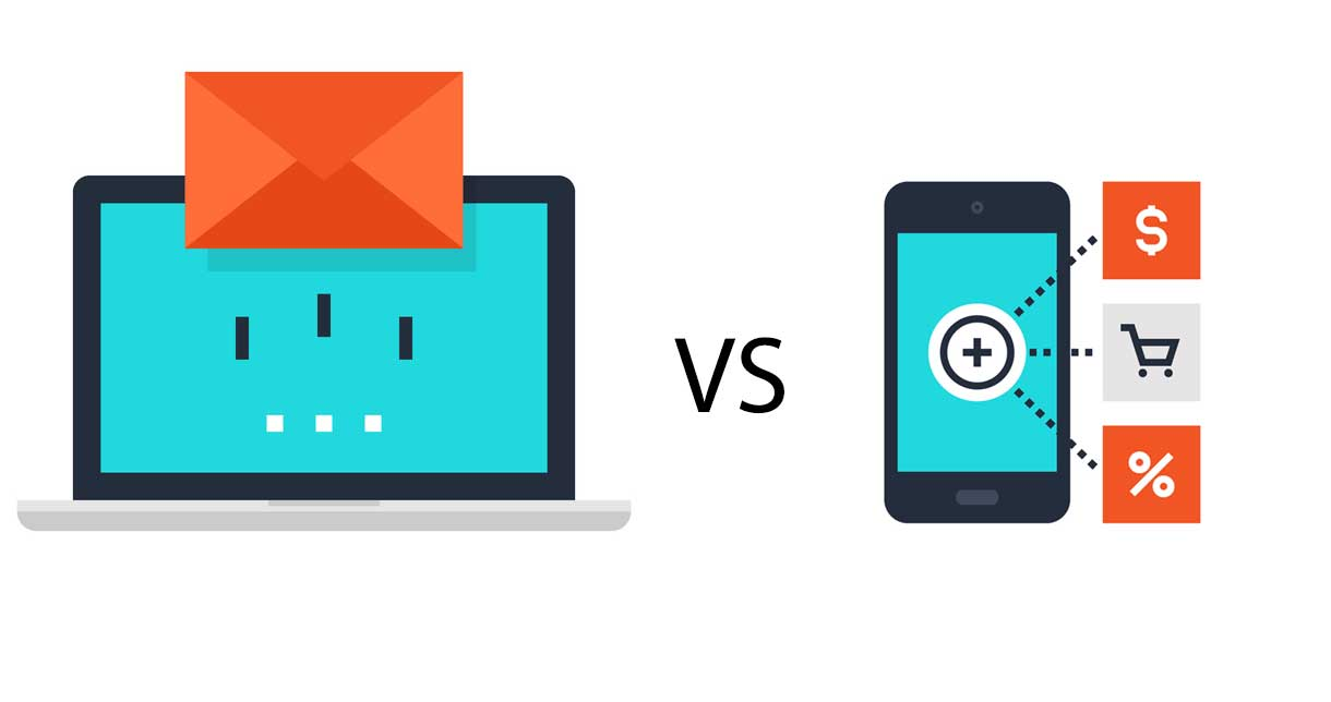 Email versus Mobile marketing