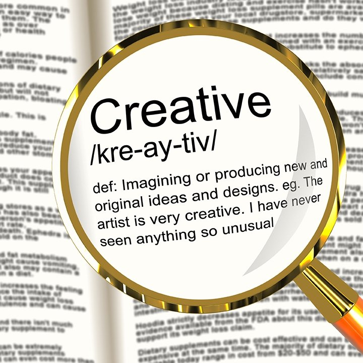 Creative Content Captivating the Web
