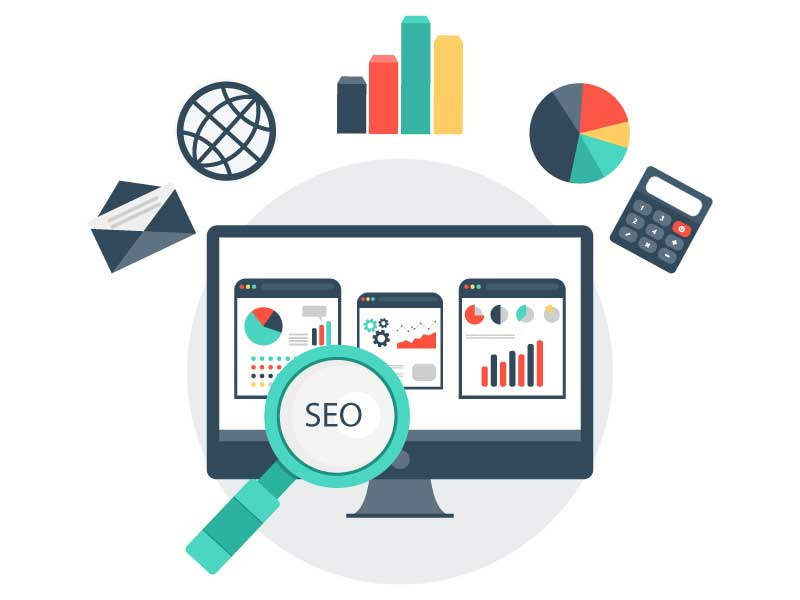 SEO Services Captivating the Web