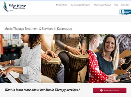Edge Water Music Therapy Services